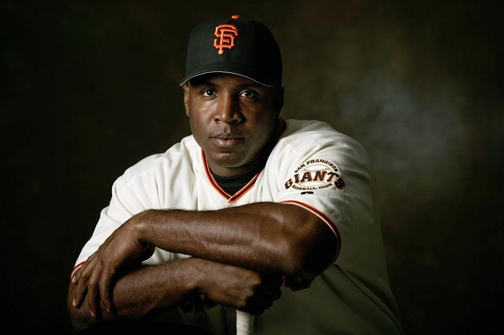 Barry Bonds Criminal Records
