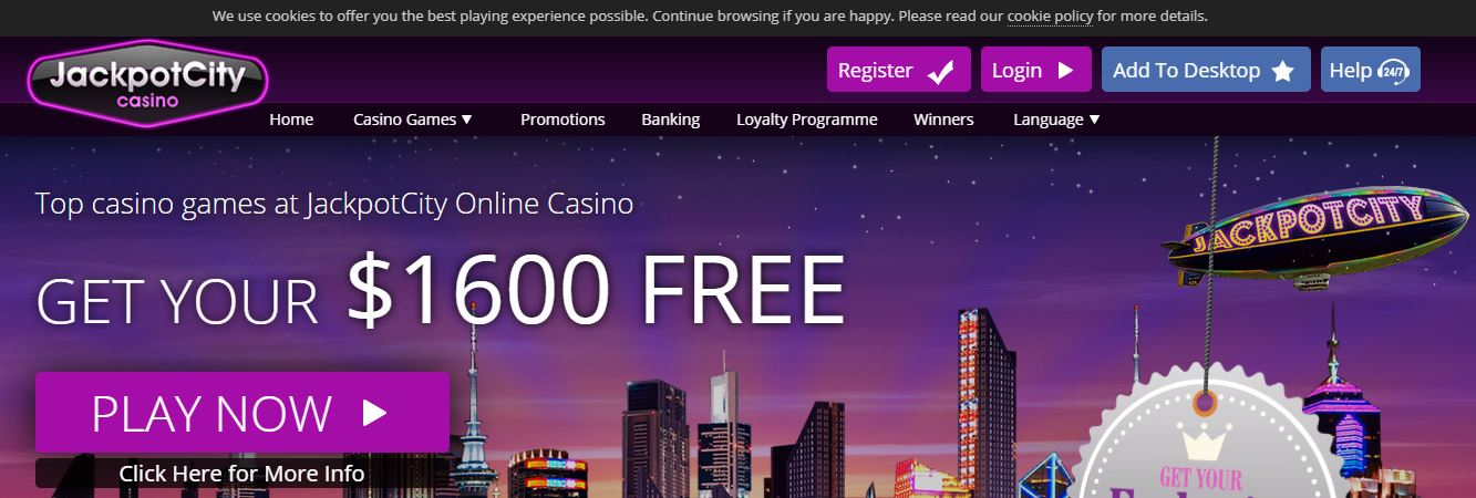 money slots online - Jackpot City