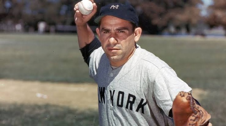 Yogi Berra Background Check