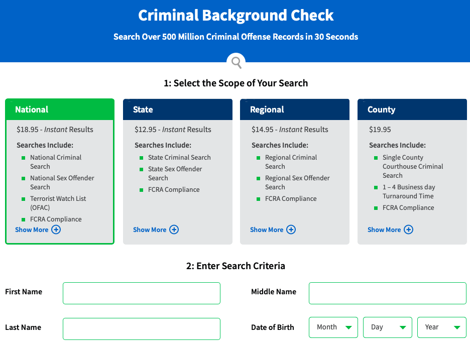 2020 Criminal Background Check: What is a Criminal Background Check and How to Obtain a Report