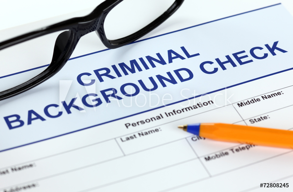How Background Checks Work