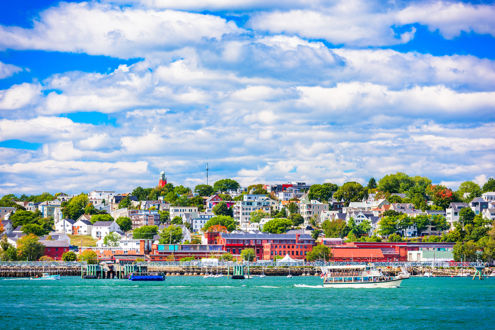 Maine Income Tax Law