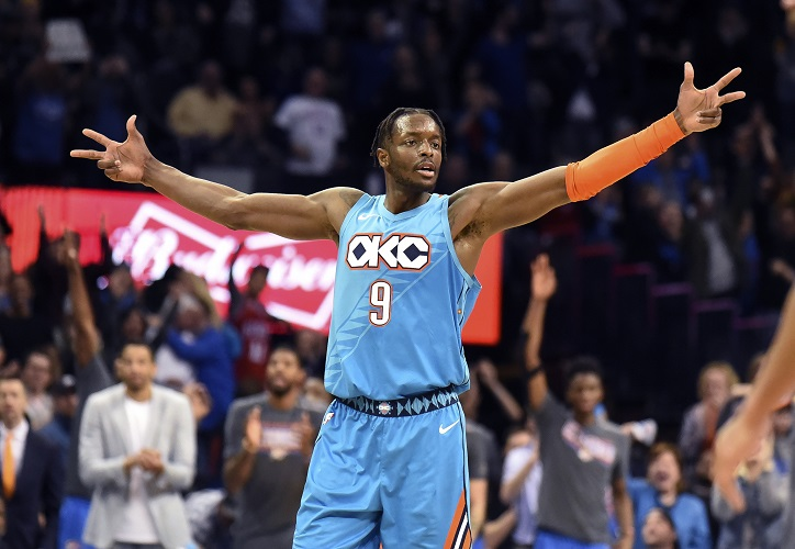Background Check Jerami Grant