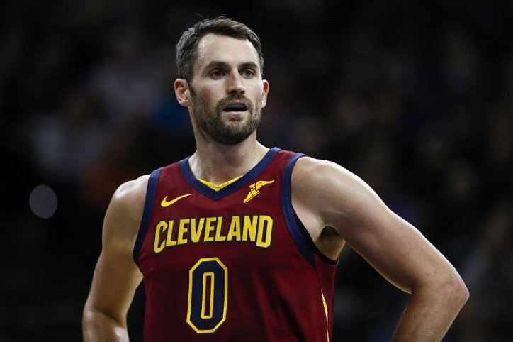 Kevin Love Background Check