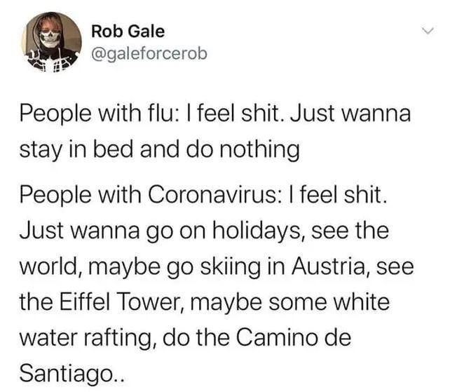 Coronavirus Tweets
