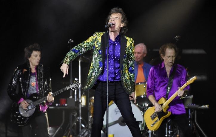 Mick Jagger Criminal Records