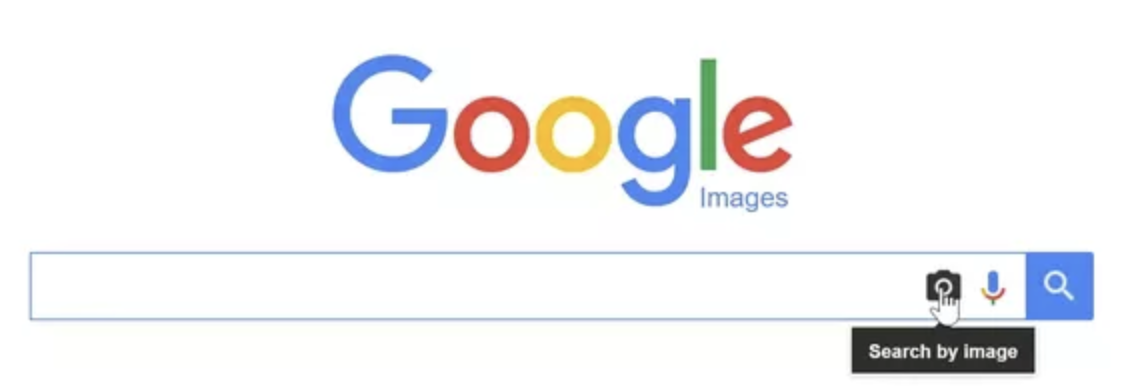 how to run image search on google