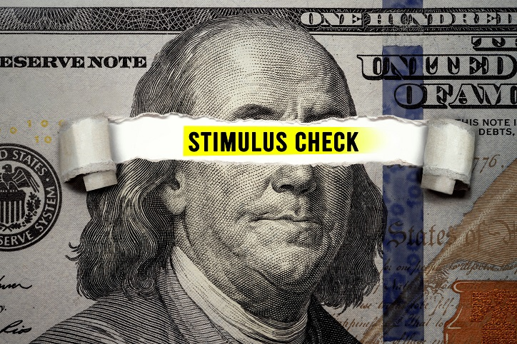 where is my stimulus check