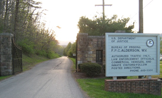 Federal Prison Camp Alderson