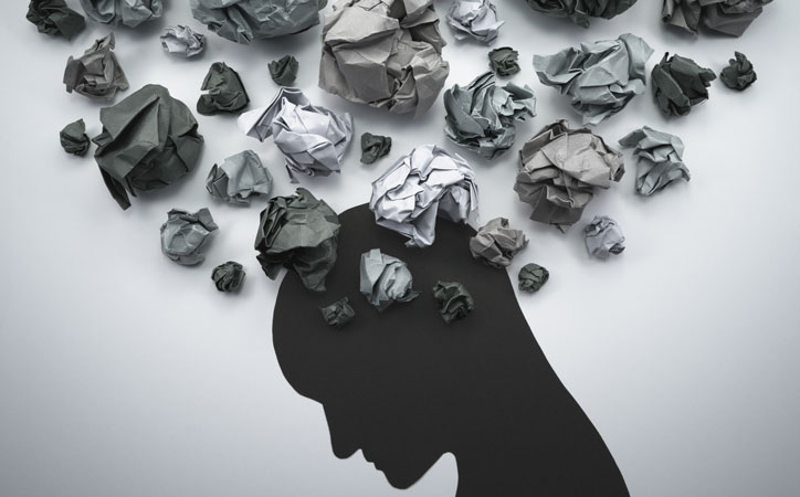 Most common Psychological Disorders List