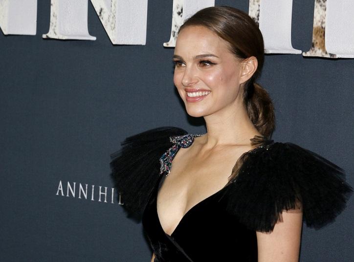 Natalie Portman Background Check