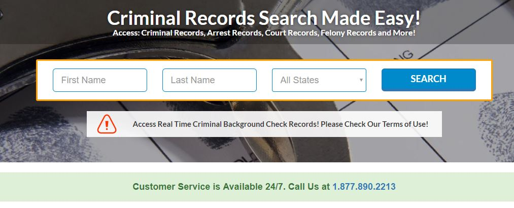 Best Criminal Records Search