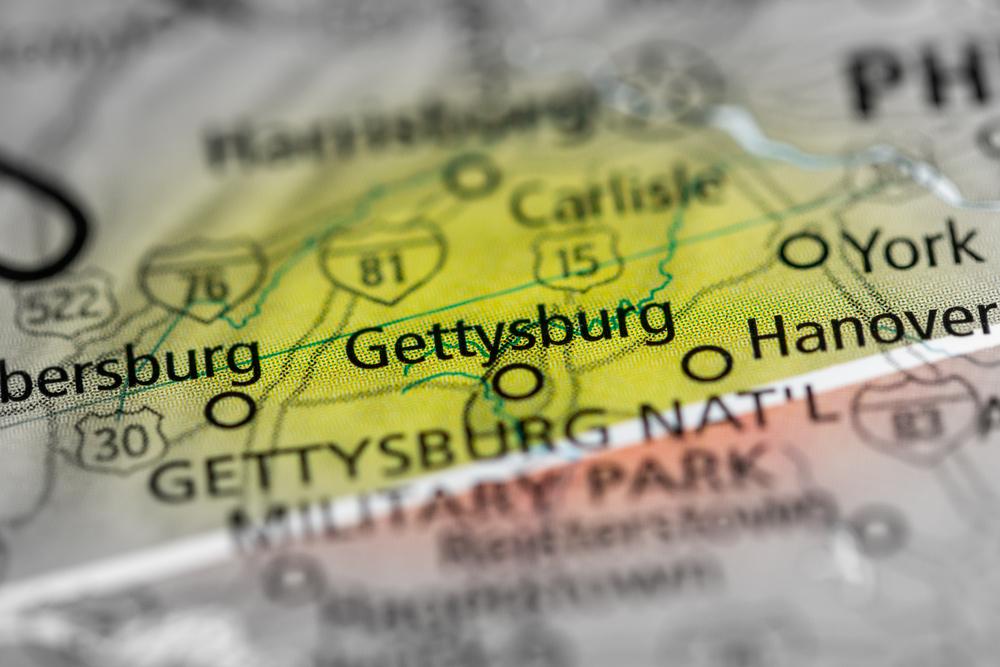 Gettysburg Court Records