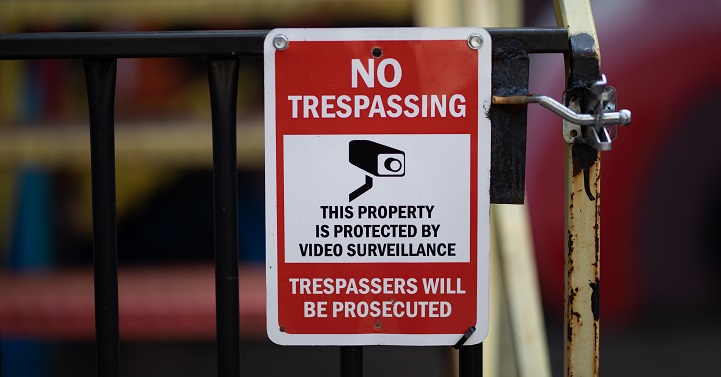 Trespassing Laws Arkansas