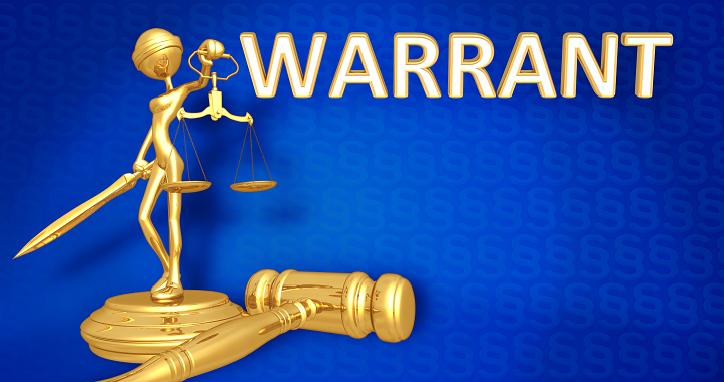 Michigan Arrest Warrant