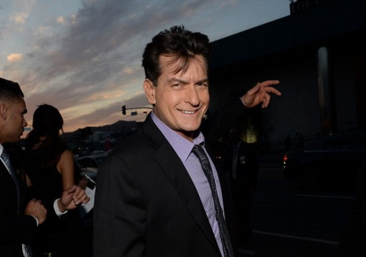 Charlie Sheen Police Records