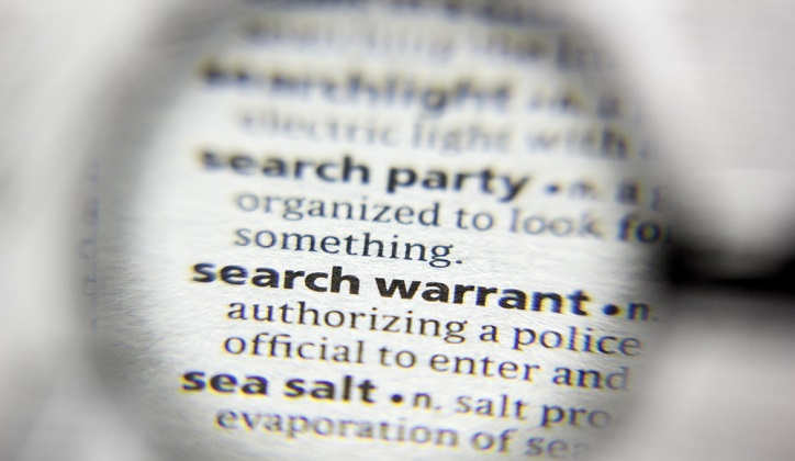 Wyoming Warrant Search