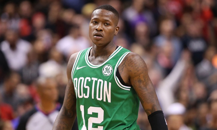 Terry Rozier Public Records