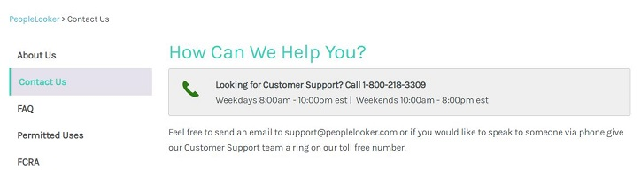 PeopleLooker.com Opt-Out