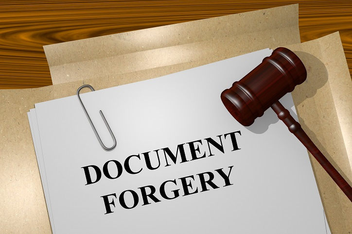 Illinois Forgery Law