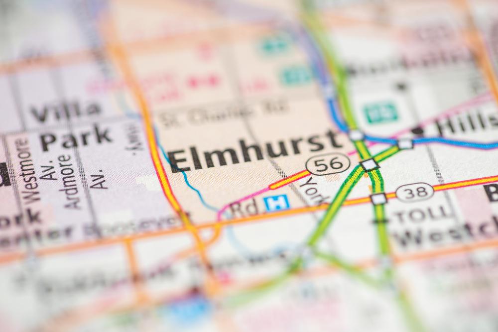 Elmhurst Court Records