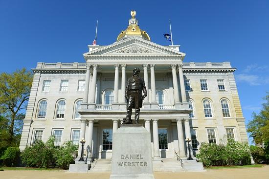 New Hampshire Arson Law