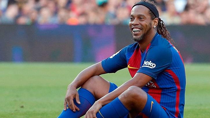 Ronaldinho Background Check