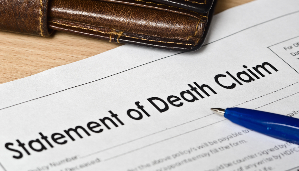 are death records public information