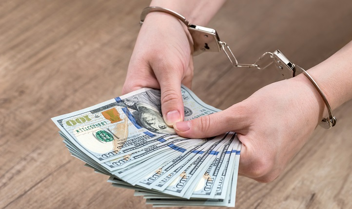 Punishment for Embezzlement in Wisconsin