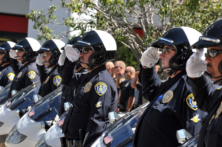 Riverside Police Departments
