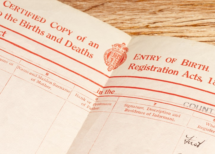 How to Get a Birth Certificate in Maine