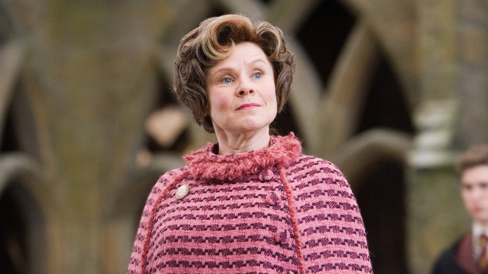 evil movie characters Dolores Umbridge