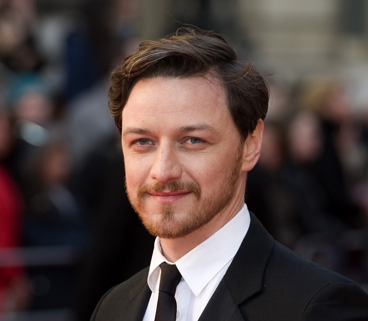 James McAvoy Background Check