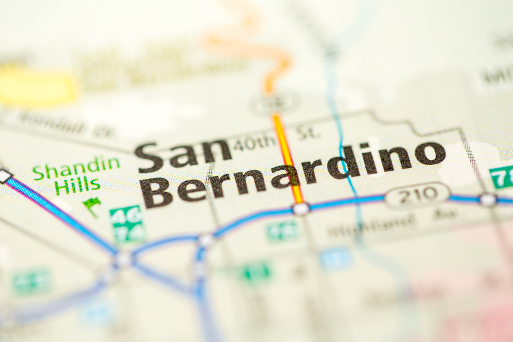 San Bernardino Court Records