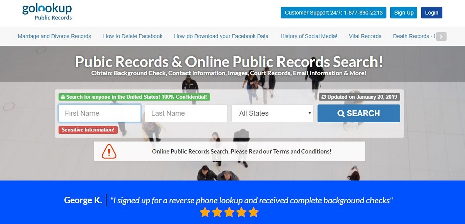 free trial background check