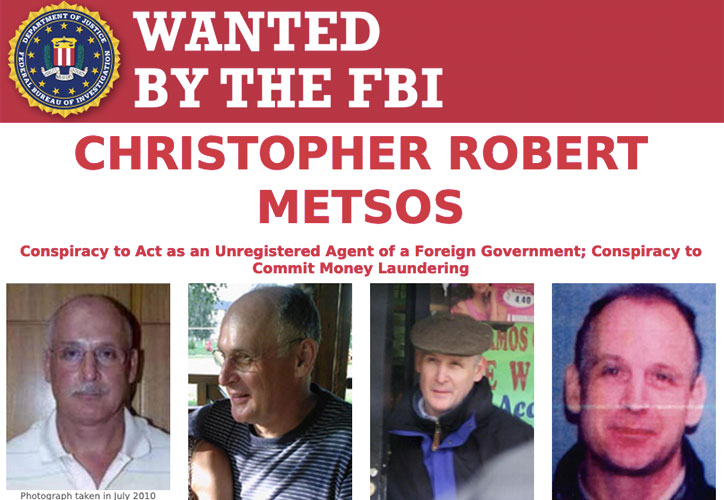 Most Wanted Fugitives by the FBI Christopher-Robert-Metsos