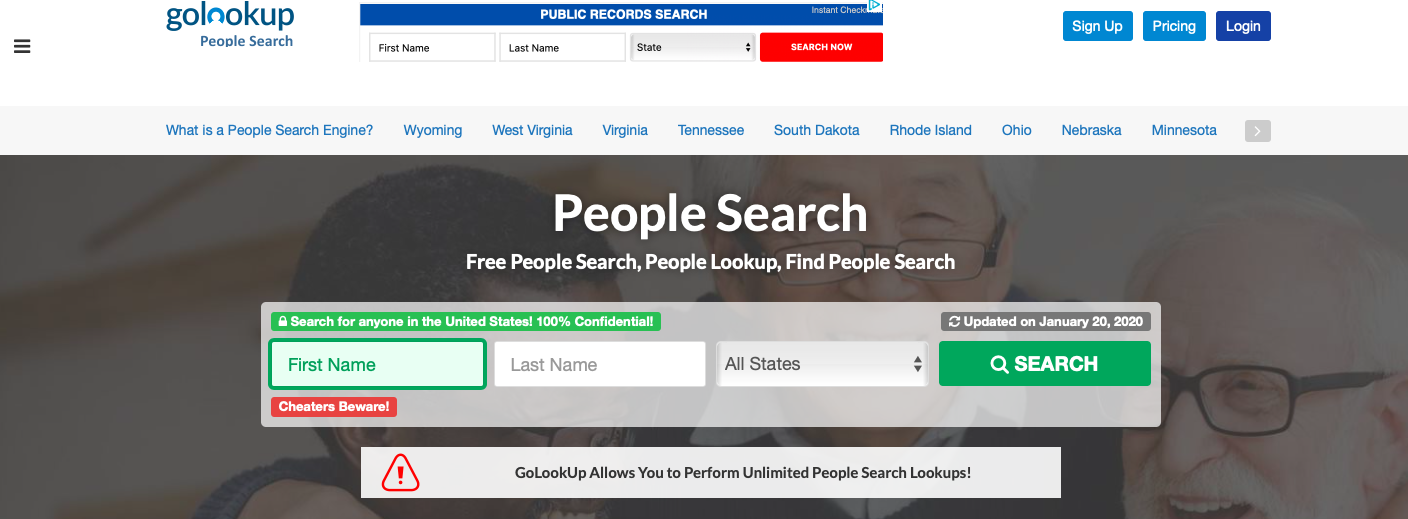people search