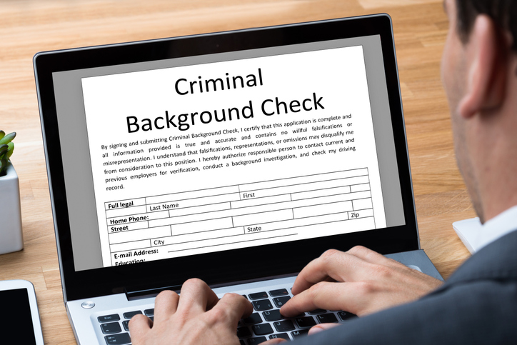 How to Check Criminal Records