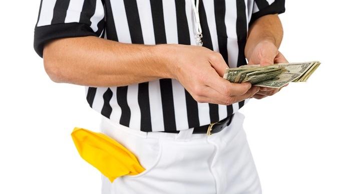 Bribery Law Nevada