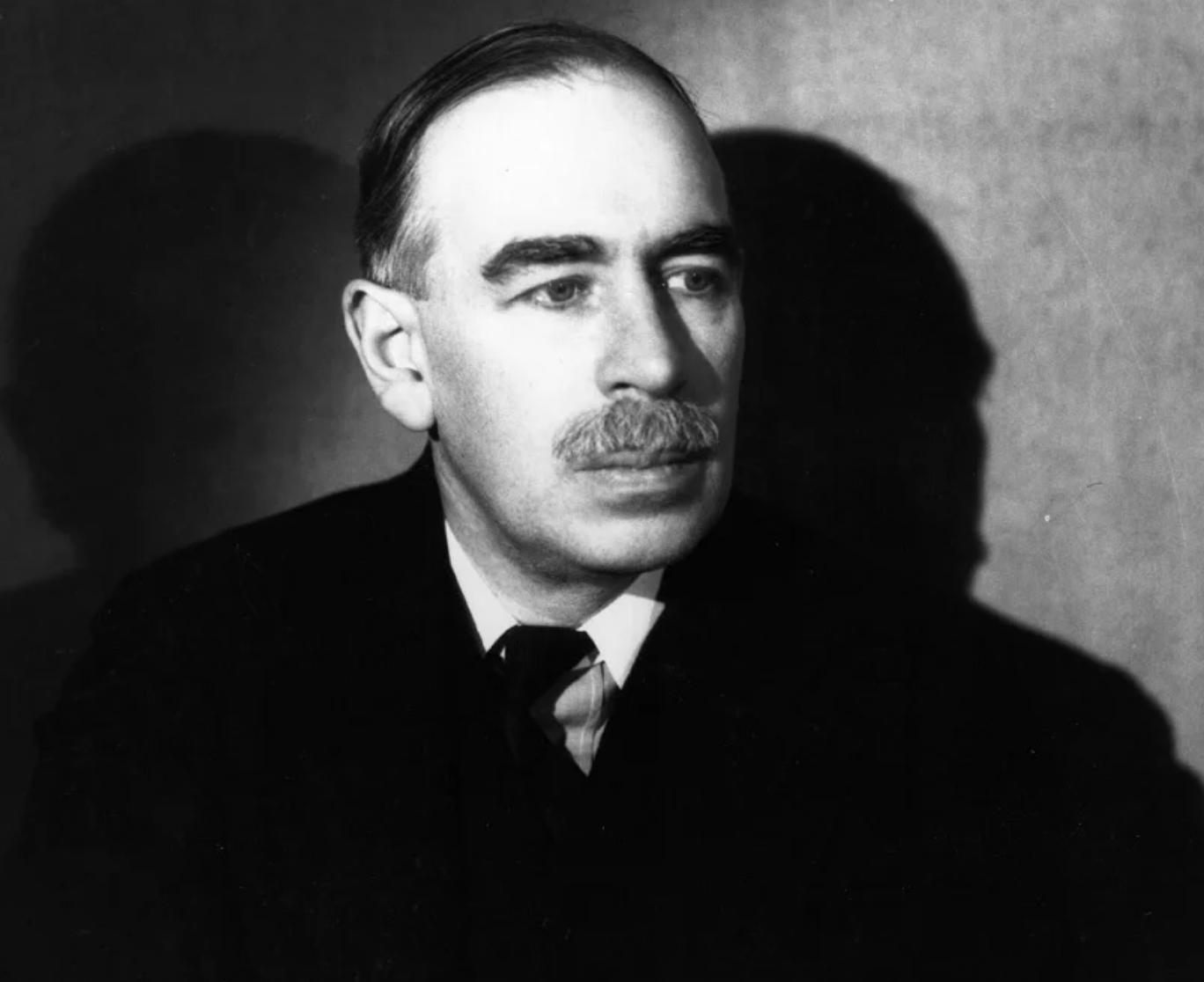 John Maynard Keynes Economist