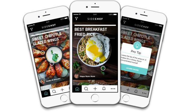 SideChef App Review