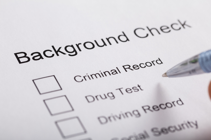 How to Remove Criminal Record Charge