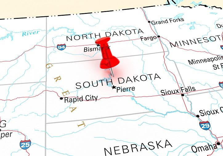 Arrest Records in South Dakota