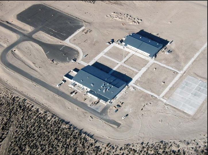 California High Desert State Prison