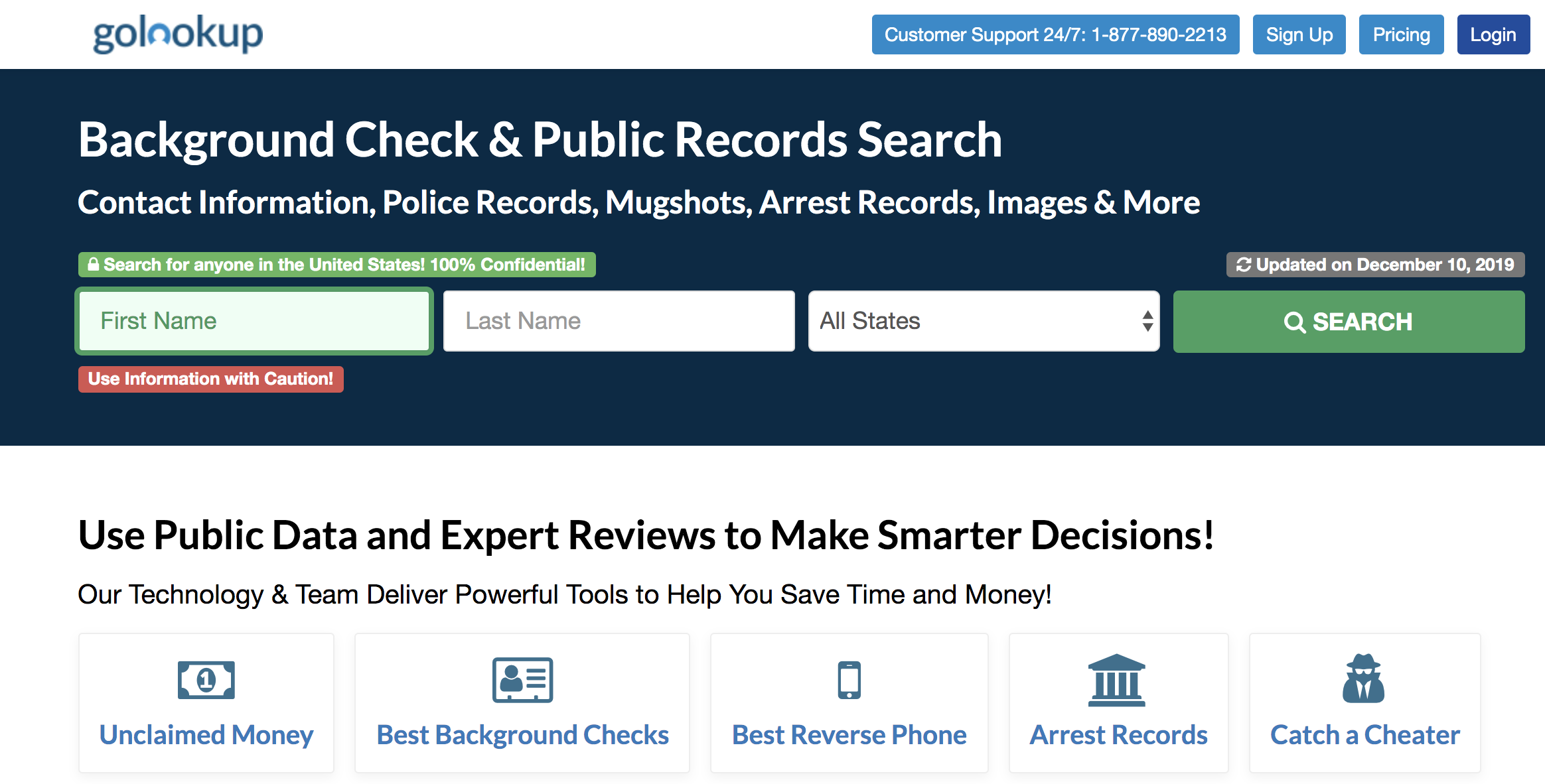 best sites to background check myself