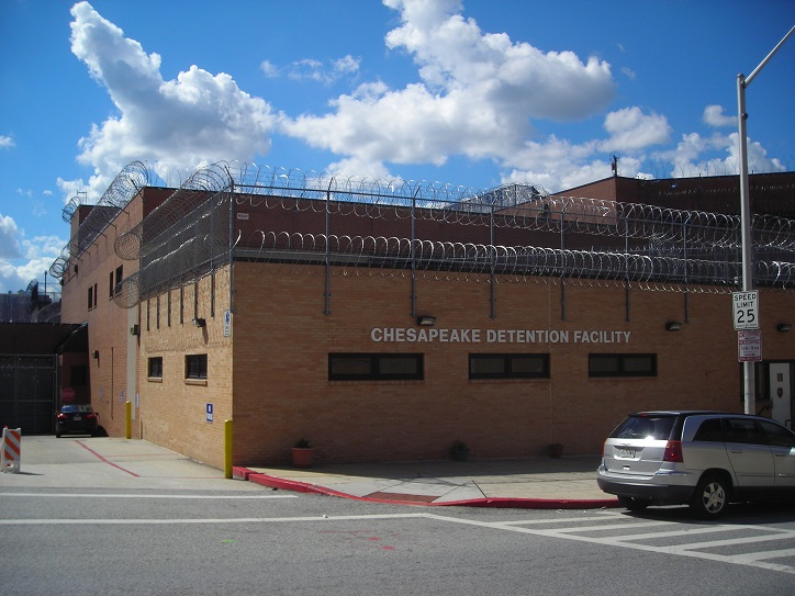 Chesapeake Detention Facility