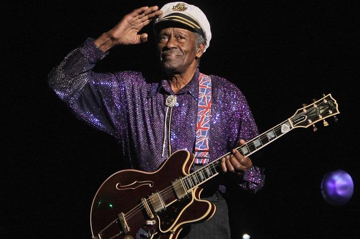 Chuck Berry Criminal Records
