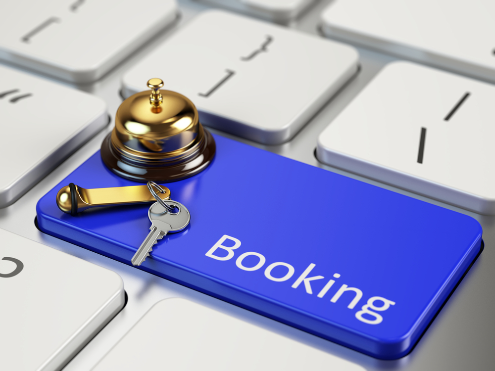 Online Hotel Booking