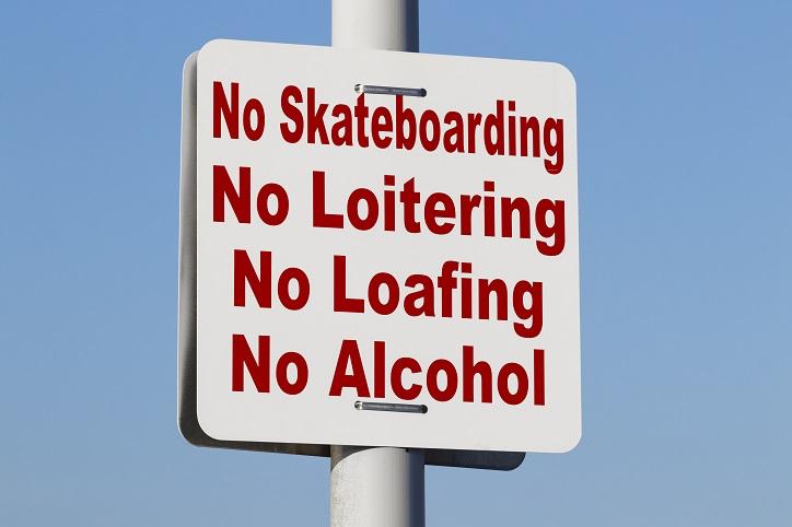 Loitering Law Vermont