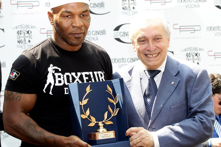 Mike Tyson Criminal Records